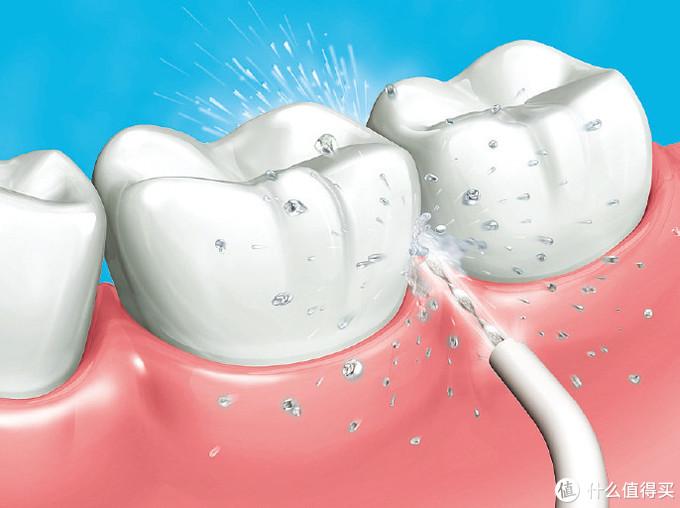 松下EWM1311水牙线(冲牙器):随时随地给牙齿一次有氧SPA