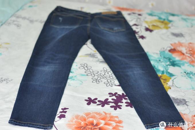 199元的以纯牛仔裤值不值得买?带你看几个细节