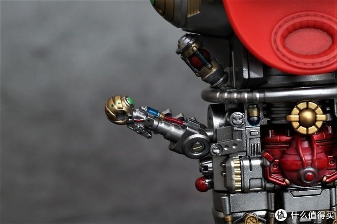 你不知道的哆啦A梦内部结构大揭秘!超精细模型制作
