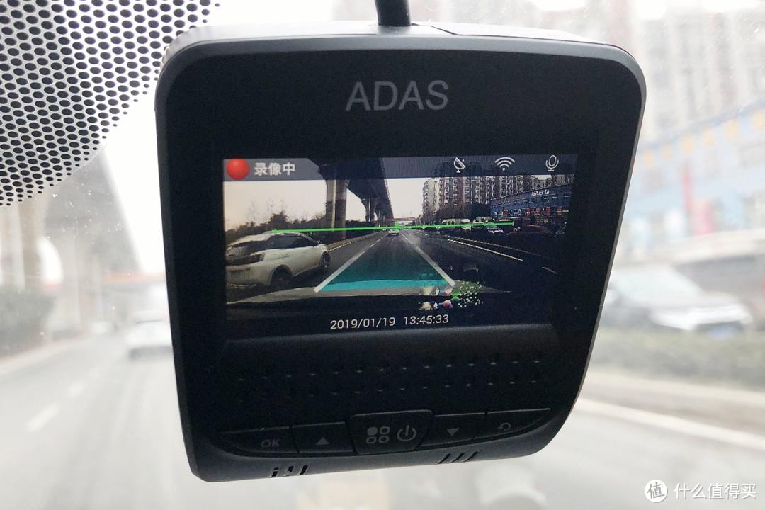 很棒的辅助驾驶工具:欧果 G2-ADAS 升级版 HUD抬头显示器 体验测评!