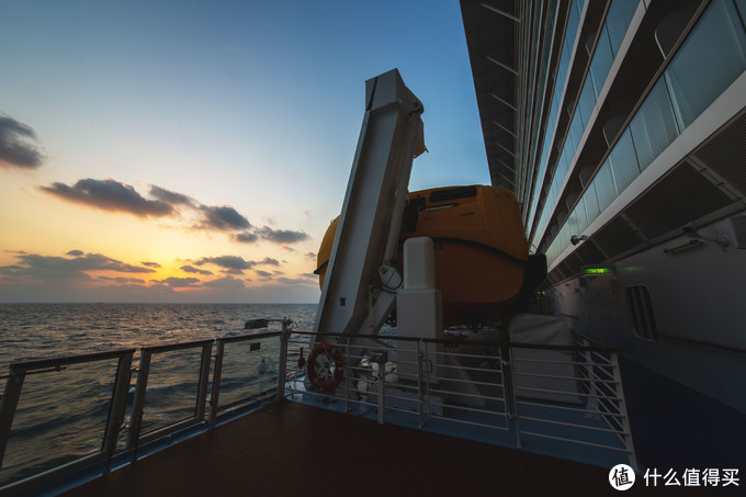 冬日海洋量子号邮轮体验—六天五晚长崎冲绳线