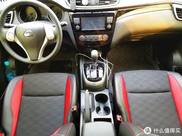 15万元,买车过年   日产Nissan 逍客 CVT 智享版小白初体验