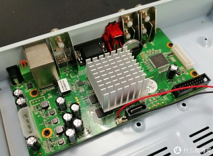 安防再升级 华创4K监控+西数紫盘安装全过程