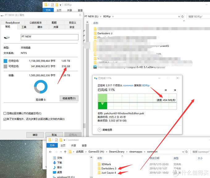 开始增加容量,ssd copy到ssd实时数据值