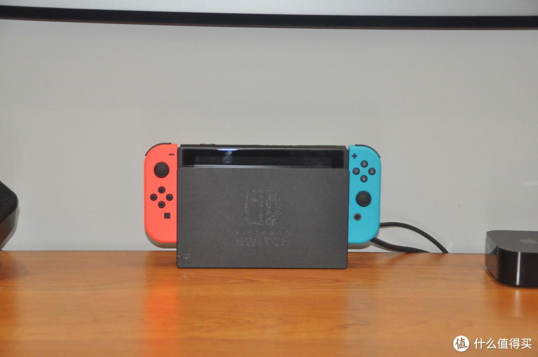 过年家庭聚会好选择——任天堂Nintendo Switch NS 掌机游戏机