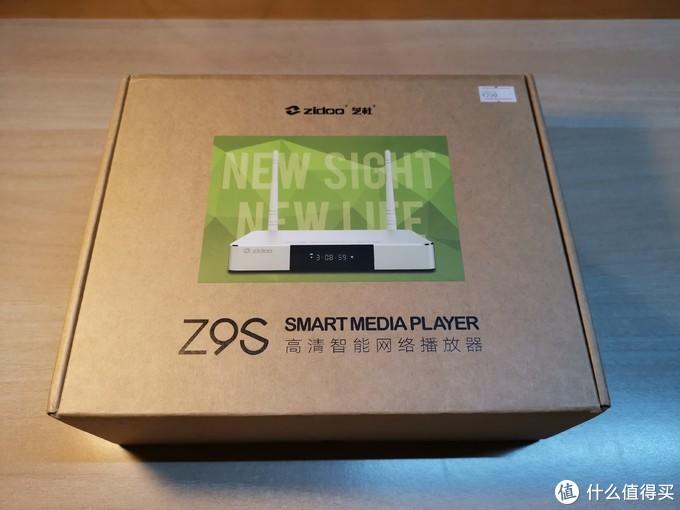 初尝4K播放器——芝杜Z9S (含小米盒子3增强版对比)