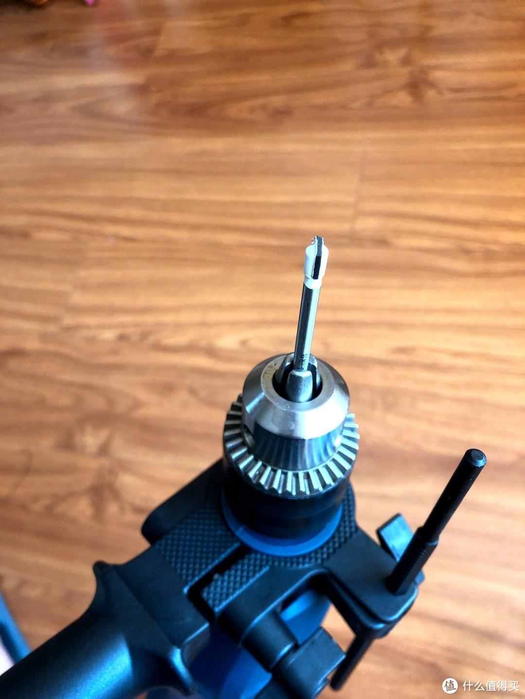 术业有专攻 — BOSCH 博世  6mm*80mm 6mm瓷砖钻头 开箱实测
