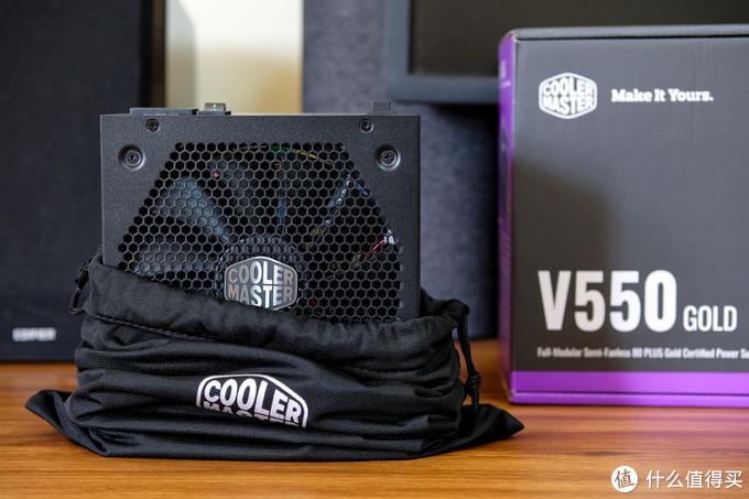远离噪音杀手,Hybrid技术让主机更安静:酷冷至尊V550 Gold金牌全模组电源