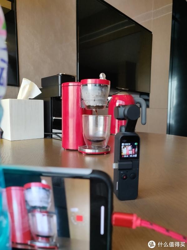 一人咖啡机 Recolte自动手冲咖啡机体验