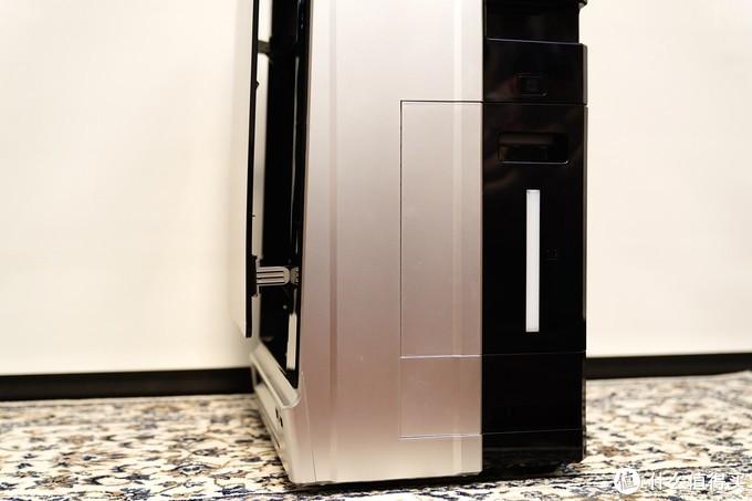 主被动相结合治理室内空气:松下 新旗舰 F-VXR110C加湿空气净化器测评