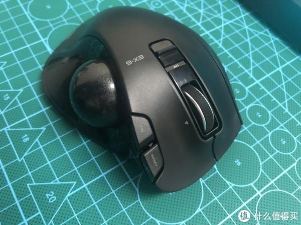 有了Elecom左手轨迹球,从此过上了双鼠标的愉快生活
