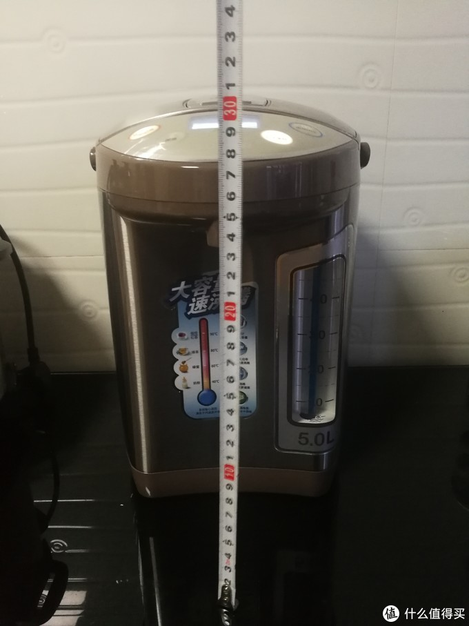 苏泊尔温控电热水瓶(壶)测评