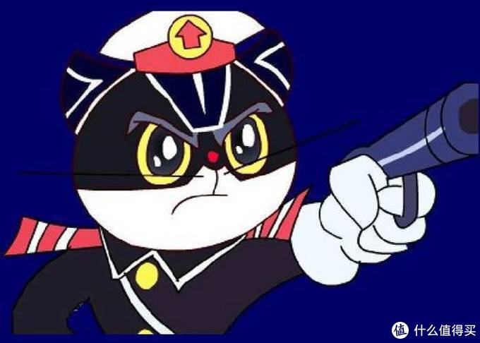 啊哈哈 黑猫警长!黑猫警长玩偶晒单
