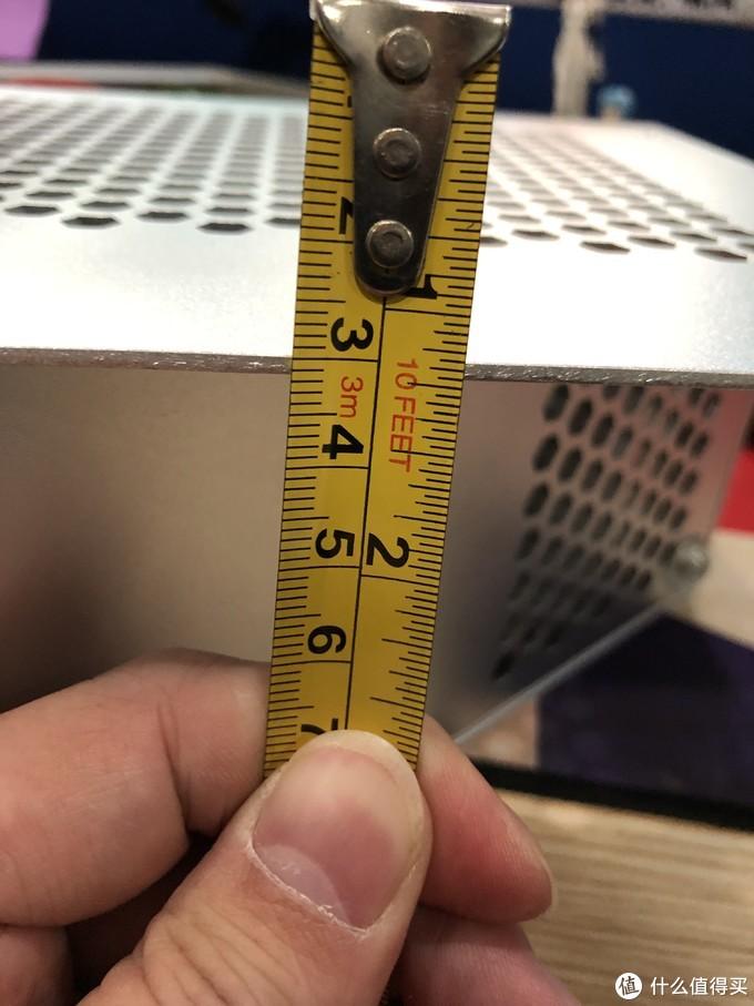 皮尺量高精度1.2mm厚度?