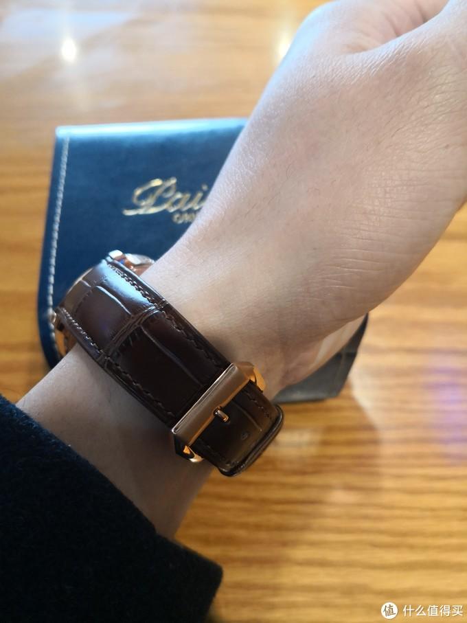 分享一下海鸥2153定制手表的一些心得