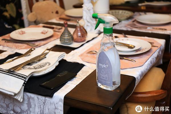 以北欧的环保标准给家人健康的保障 - 丹麦myk+厨房餐具清洁剂