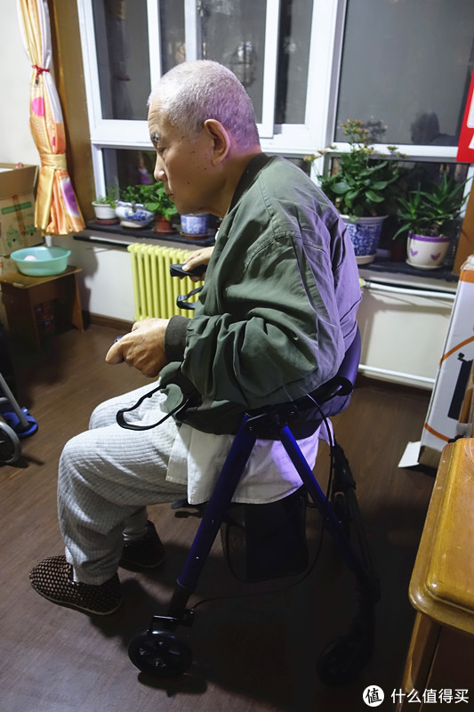 老年人出门的利器——善行者多功能推车