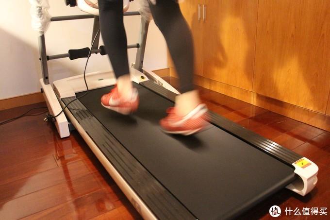 唯有运动,不可辜负:佑美A5家用跑步机之轻体验
