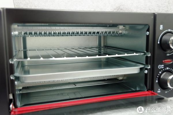 百元精品,康佳12L小烤箱