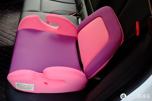 行车安全第一,新购买的安全增高坐垫