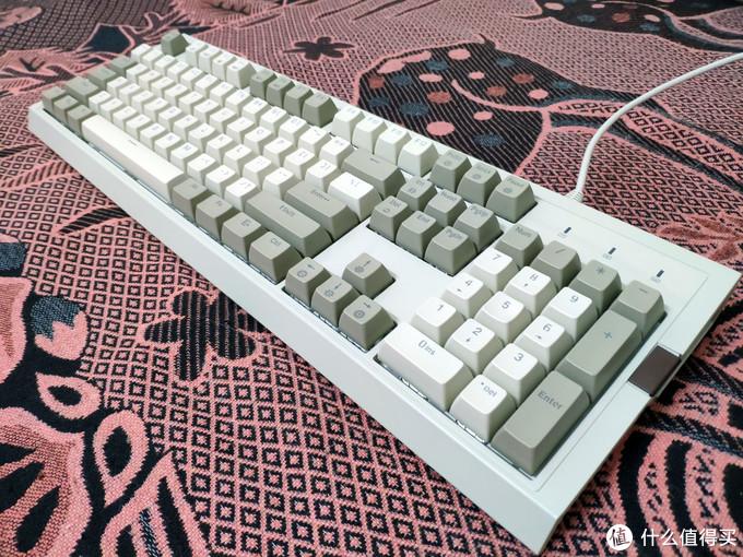 缘,妙不可言——邂逅AJAZZ黑爵AK510复古球帽机械键盘