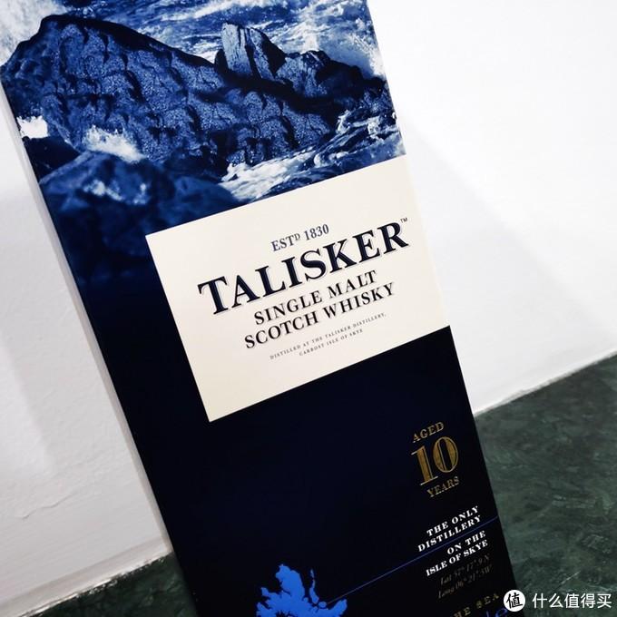 200元之内最强威士忌?Talisker 泰斯卡 10年单一麦芽威士忌品鉴笔记