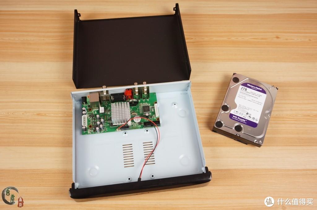 西数2T紫盘+华创4K高清套装,让监控也能进入4K时代