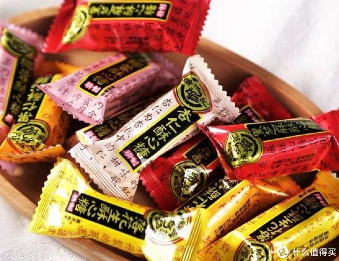 买买买 | 过年走访亲朋好友,这些颜值和口味担当的糖果怎可少?
