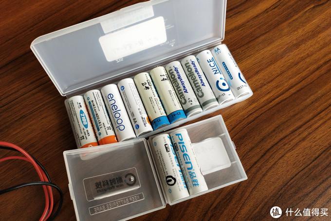 绝对干货!6款充电电池1年后余电量揭秘