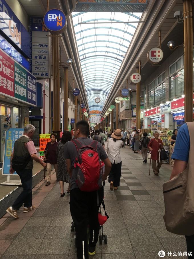 长崎购物街