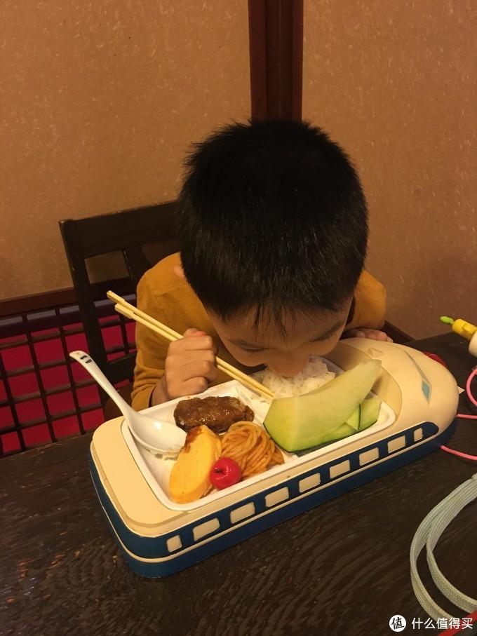 还有特制的儿童餐