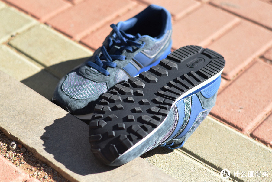 80年代的你还记得这样的运动鞋吗,FREETIE 80复古运动休闲鞋开箱