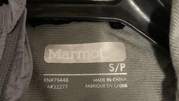 土拨鼠 Driclime J52430 男款运动夹克使用总结(拉链|洗标)