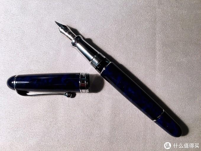 奥罗拉钢笔 雪茄(蓝)