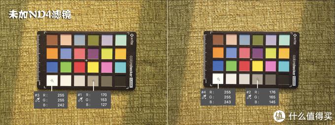 看一款滤镜好不好还要看它偏色大不大,从这组阳光下的对比图可以看出,装上滤镜后除了饱和度要低一点,对色彩的影响不是很大。其实这组图还不够严谨,拍摄时忘手动设置白平衡了。