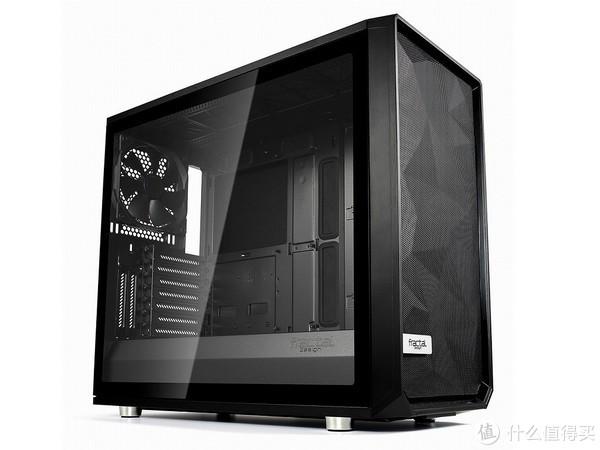 支持E-ATX/420mm水冷:Fractal Design 分形设计 发布 Meshify S2 系列机箱