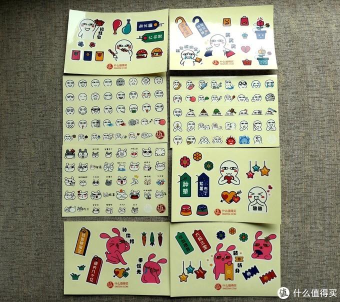 送给文具控女儿的礼物-大妈12款定制周边礼盒晒单