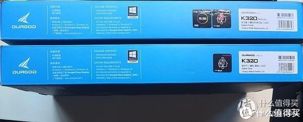 杜伽K320RGB版横向测评及众测报告——疯狂的键帽实验