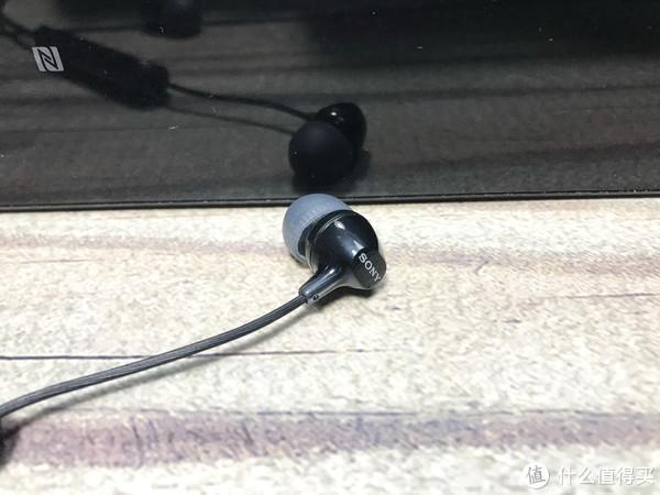 摆脱有线的束缚:SONY 索尼 WI-C300 入耳式蓝牙耳机