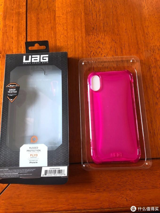 UAG 晶透系列 苹果iPhone Xr (6.1英寸)防摔手机壳/保护壳 开箱简评
