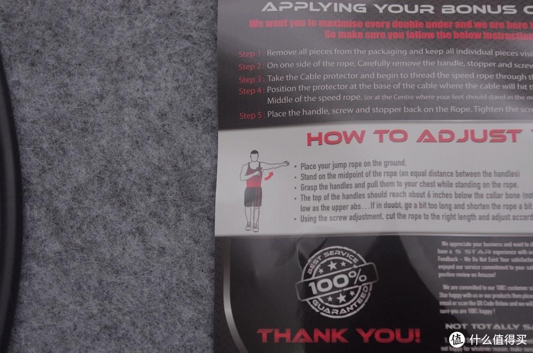 为了健身减肥,我买了个美国MOM钢丝跳绳