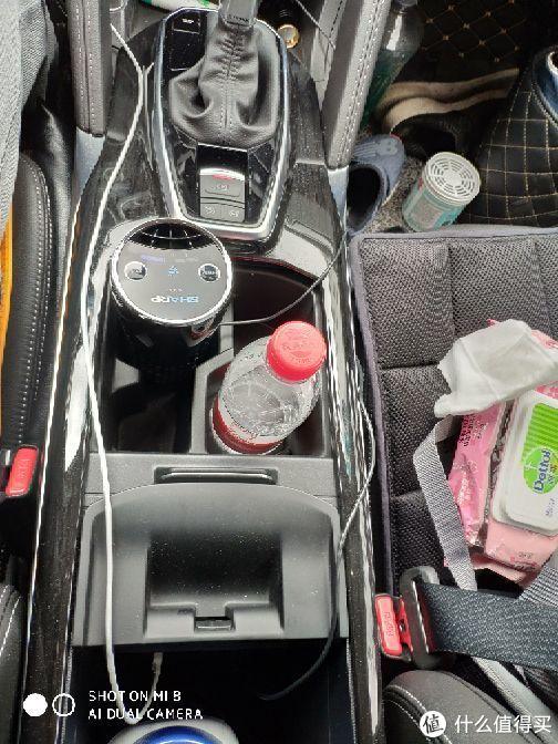 米家行车记录仪1S开箱晒单、安装及走线