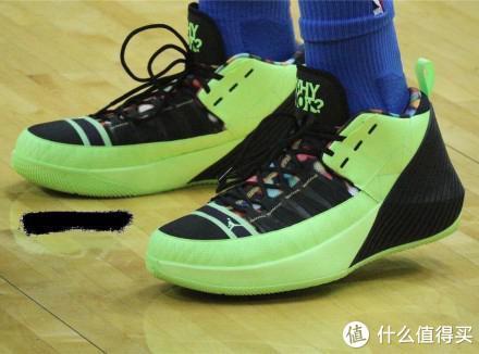 Jordan Why Not Zer0.1 Chaos PF 男子篮球鞋 晒单