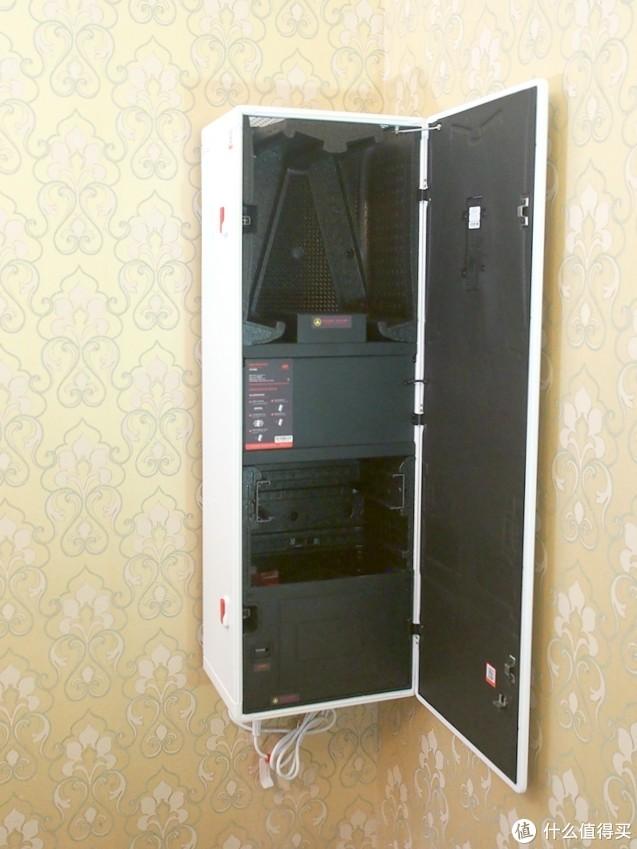 论老房增配之造梦者Dream makerXF-220壁挂式新风机