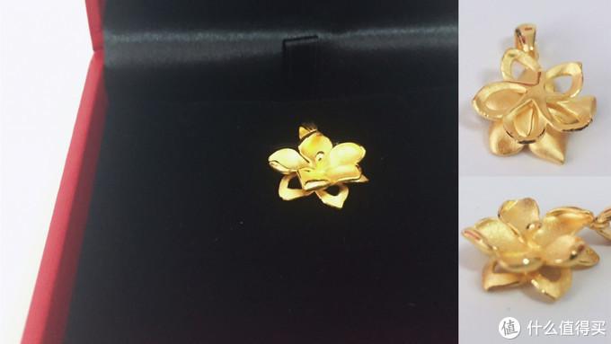 送给女王大人的小朵金茉莉—附金饰购买、保养小贴士!