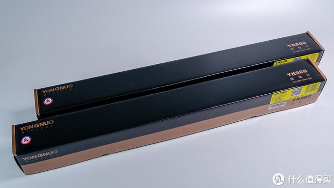 加上外包装,近60cm的长度还是显得特别的长