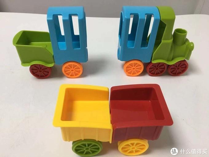 18个月+测评| 1.5岁-5岁适龄  比利时Smartmax磁力玩具 动物小火车