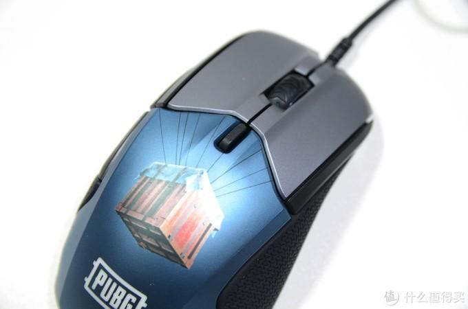 """来自大妈的新年""""狂欢"""",SteelSeries 赛睿 Rival 310 PUBG绝地求生限量版鼠标+鼠标垫套装"""