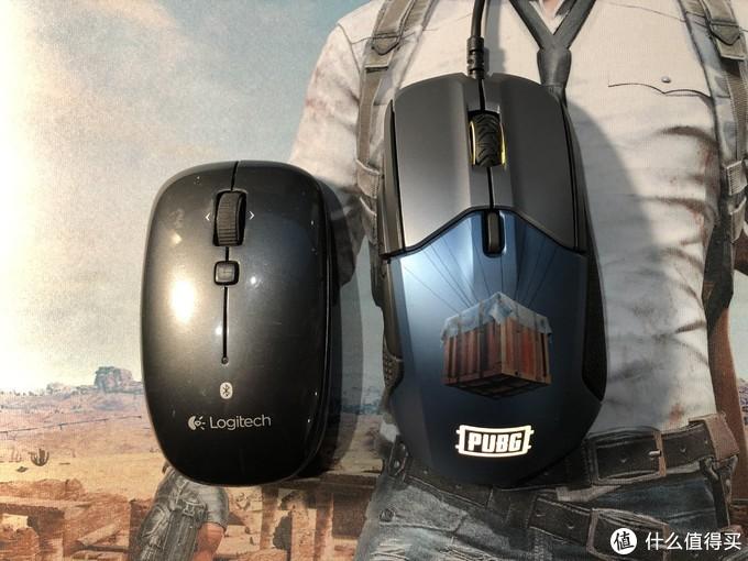 瑕不掩瑜的SteelSeries赛睿Rival 310 PUBG绝地求生限量版鼠标+鼠标垫套装