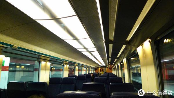 开往布鲁塞尔的火车